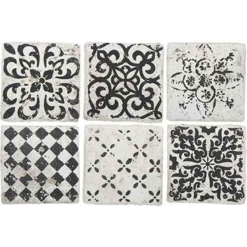 Ib laursen tiles marrakech set of patterns in green