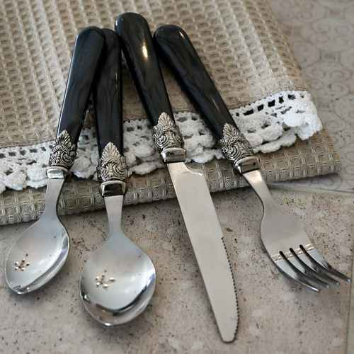 Cutlery fine selection of cutlery online - Deco vintage chic ...
