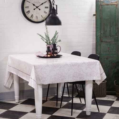 A u maison oilcloth fleur charcoal price per meter for Au maison oilcloth uk