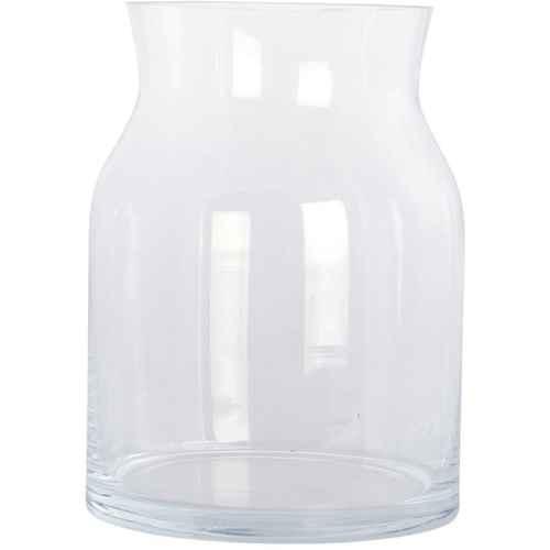 house doctor vase ruby clear h 9 cm. Black Bedroom Furniture Sets. Home Design Ideas