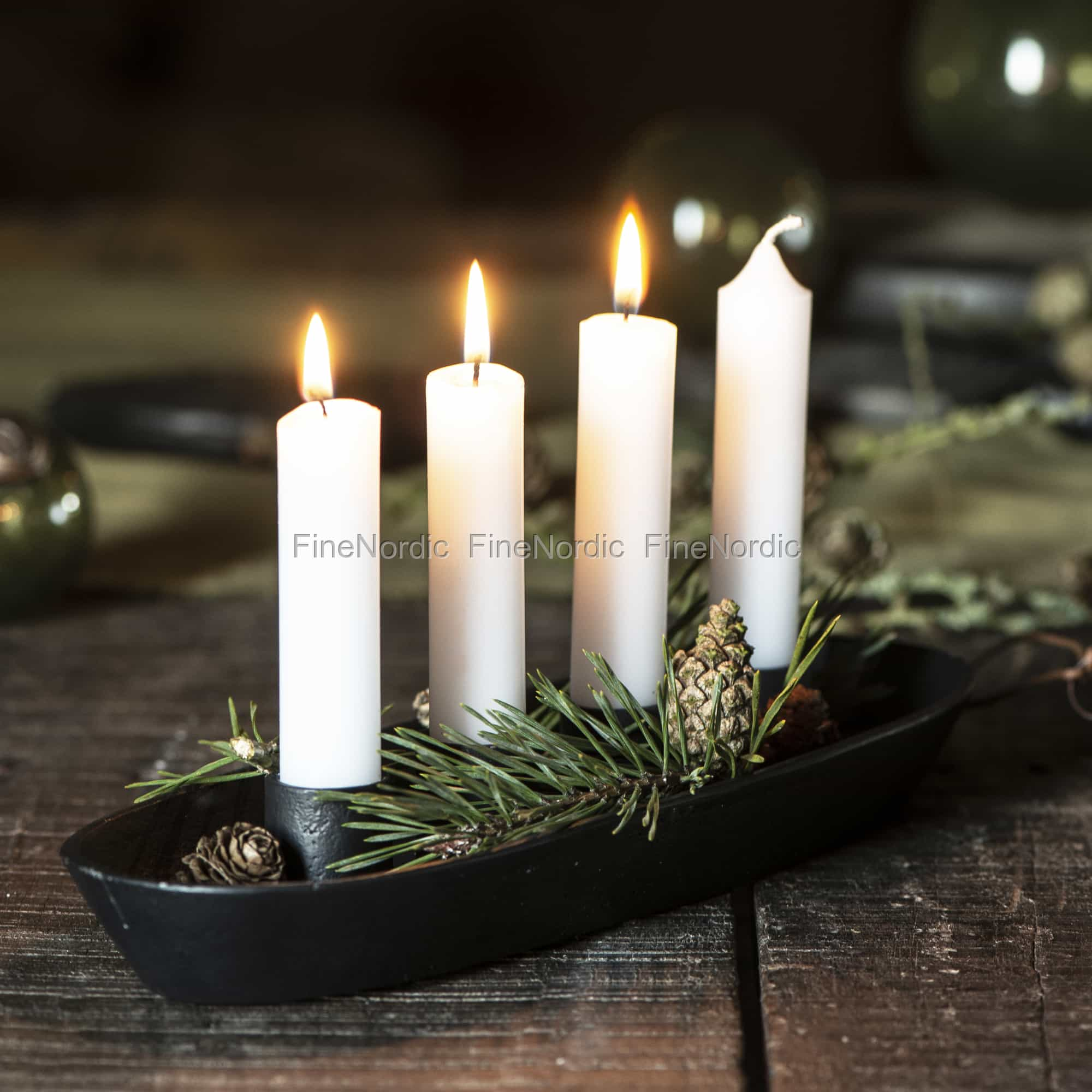 Ib Laursen Advent Candle Holder For 4 Candles